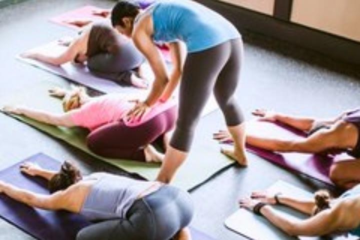 Vinyasa Flow Yoga @ NuMovement