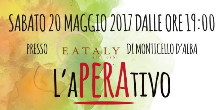"Monticello: ""L'aperativo"" da Eataly con Mader"