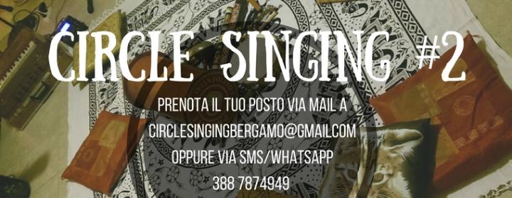 Circle Singing #2
