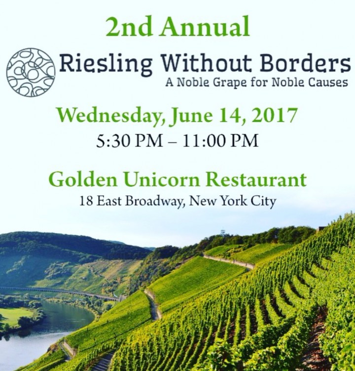 Riesling Without Borders - A Noble Grape for