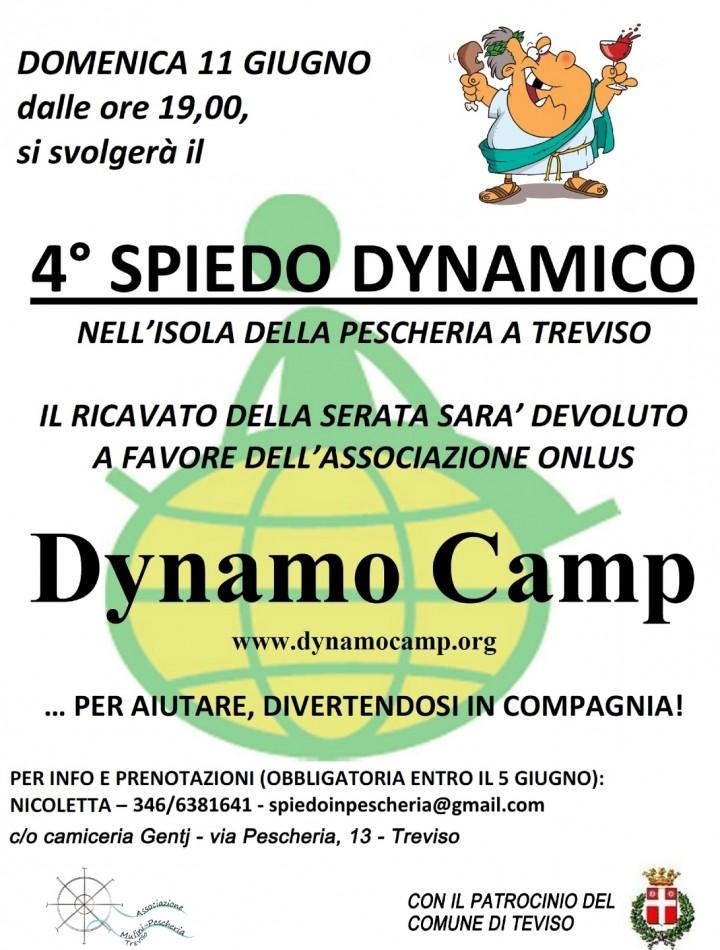 Spiedo Dynamico in Pescheria
