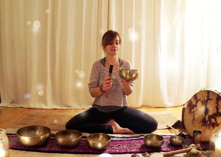 Atelier Yin- Yoga / Bols Tibétain avec Elodie Vincent