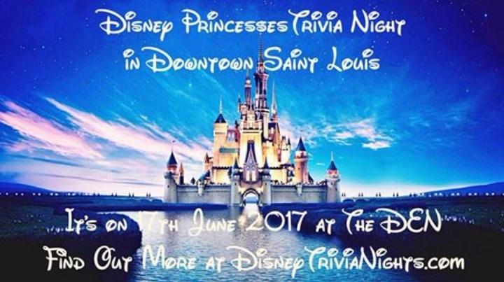 Disney Princesses Trivia Night