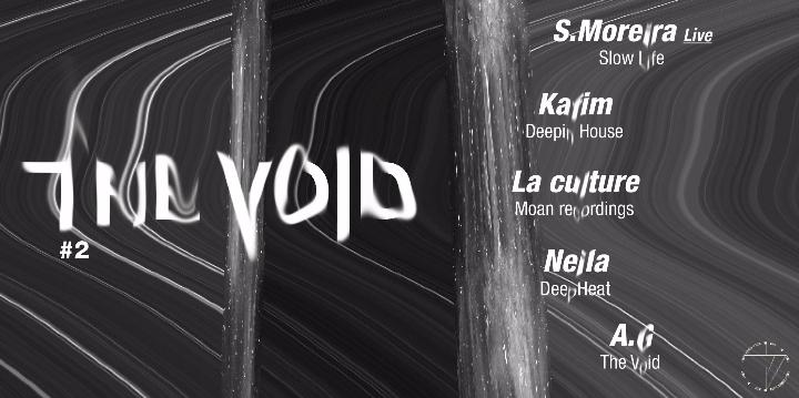 The Void//s. Moreira LIVE//La Culture