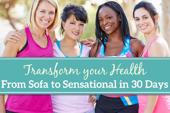 Transform Your Health: From Sofa to Sensation