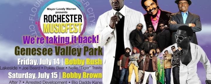 Rochester Music Fest