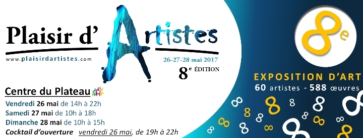 Exposition d'art Multis-Talents de Plaisir d'