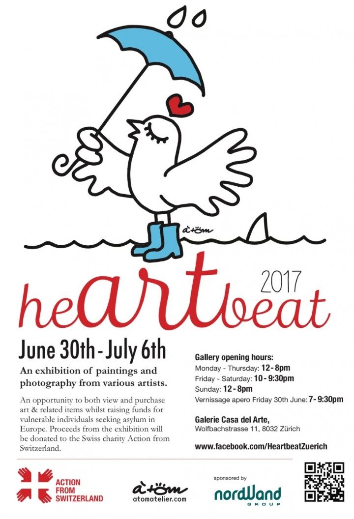 Heartbeat - Art Exhibition