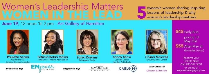 Women's Leadership Matters