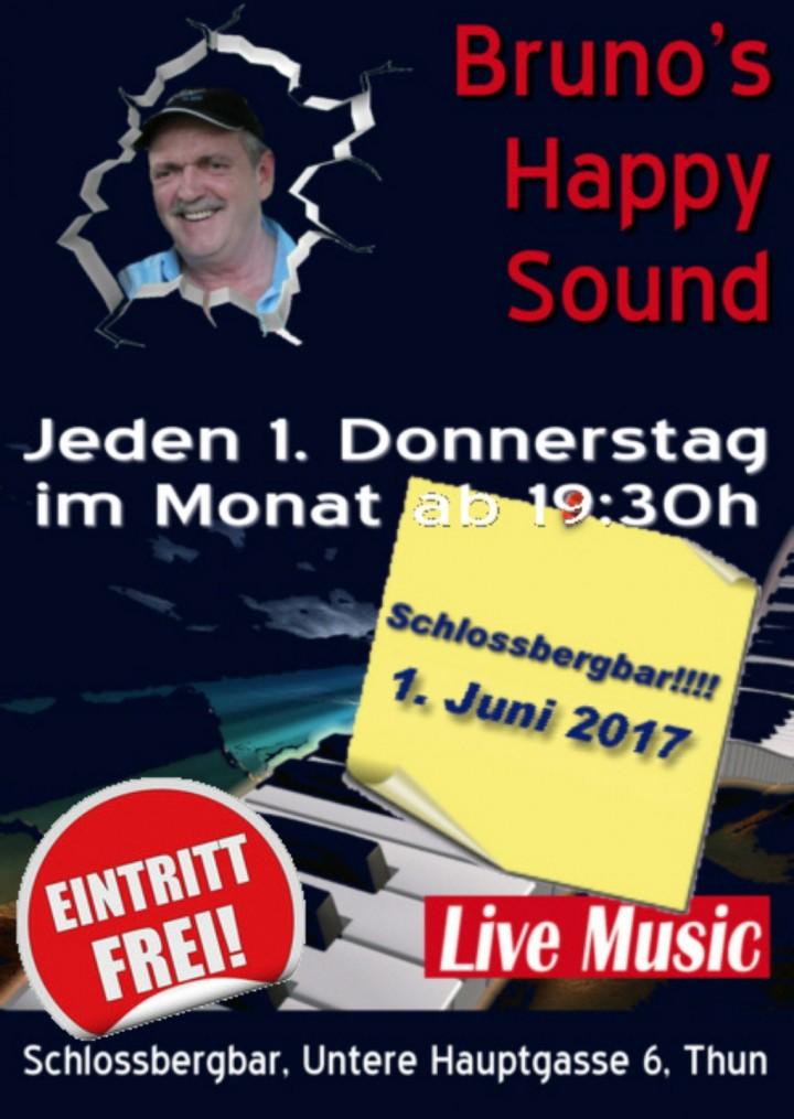 Bruno's Happy Sound in der Schlossbergbar