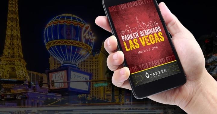 Parker Seminars Las Vegas 2018