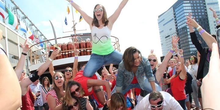Pirate Crawl / Party Cruise
