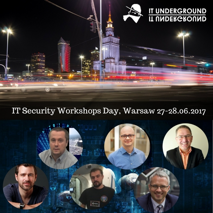 IT Underground - Cyber Security