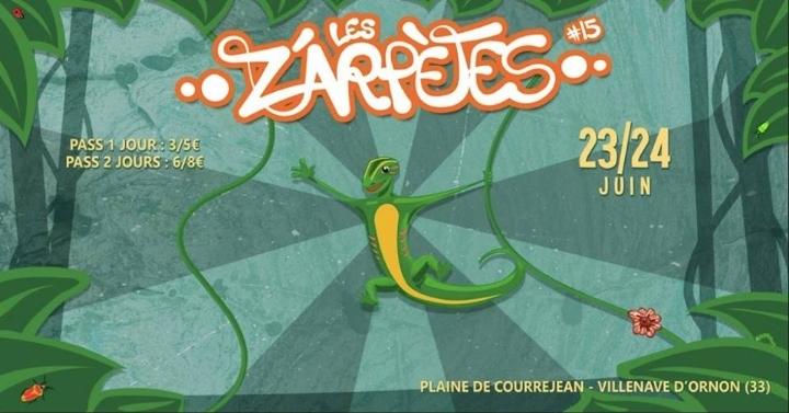 Festival Les Z'Arpètes #15