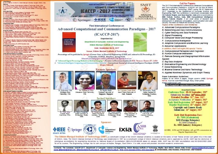 International Conference on Advanced Computat
