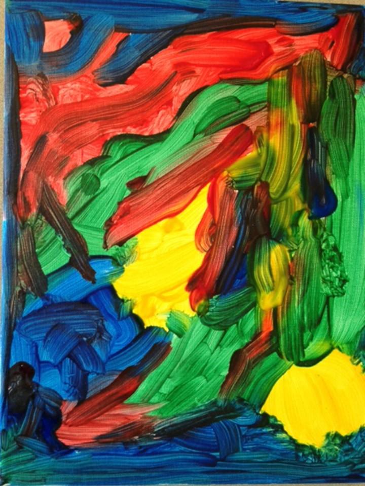 """Celebrate"" Children's Art Exhibit - free ope"