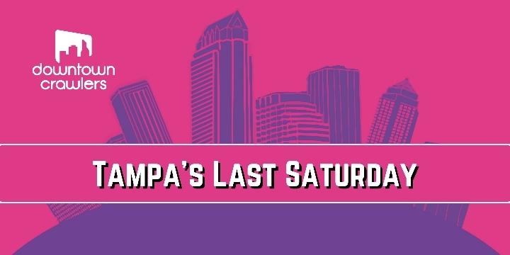 Tampa's Last Saturday Bar Crawl (June)