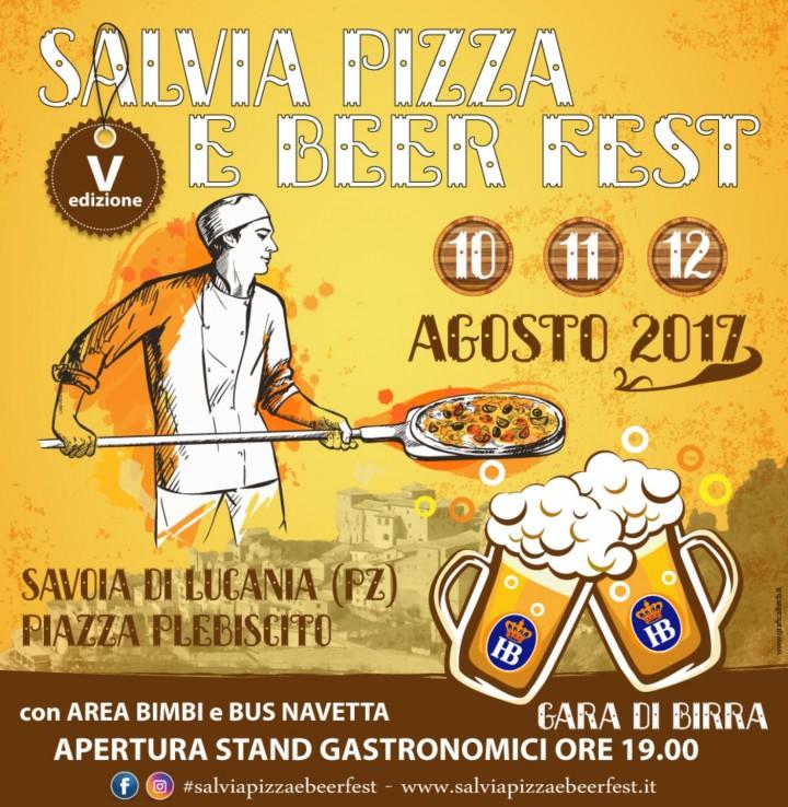 V Edizione Salvia Pizza & Beer Fest