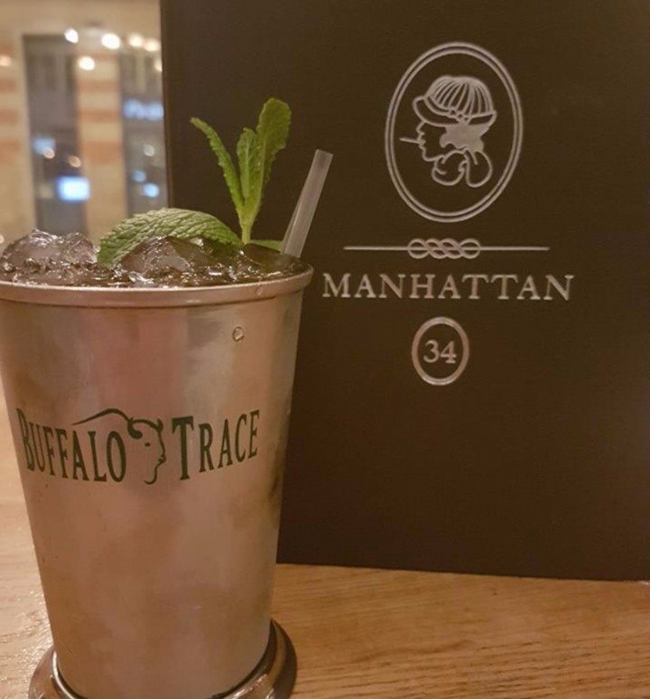National Mint Julep Day at Manhattan34