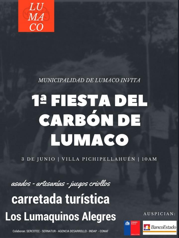 1a Fiesta del Carbón de Lumaco