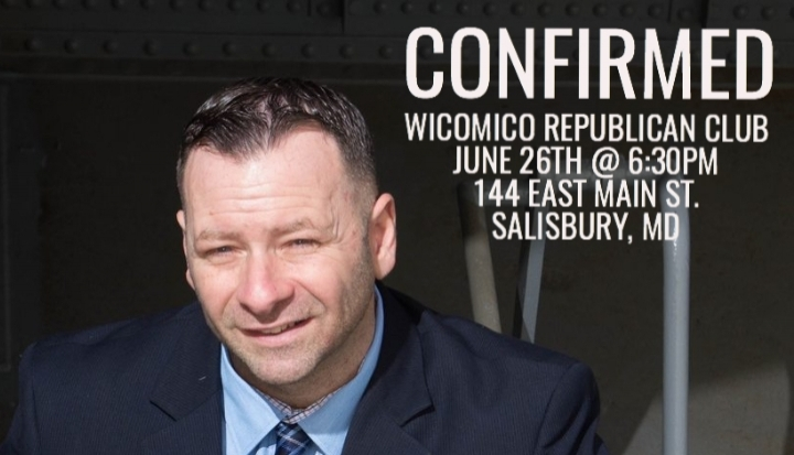 Barry Donadio To Speak At Wicomico Maryland R