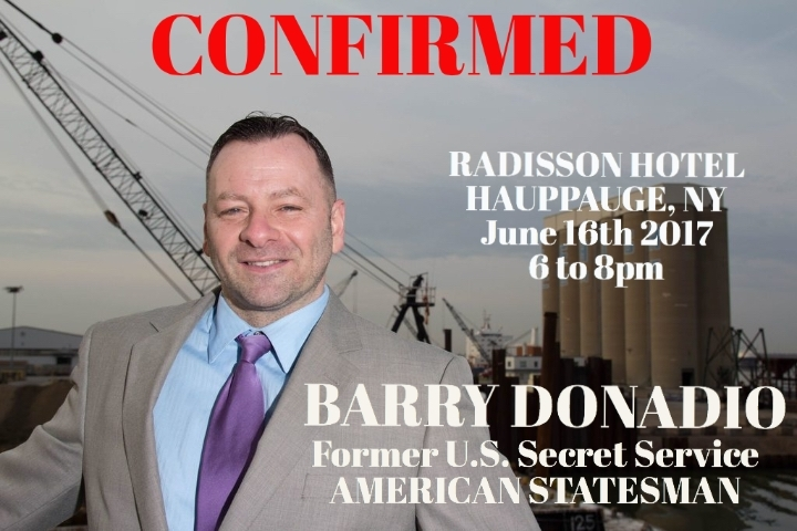 Barry Donadio Social Gathering Hauppauge, New