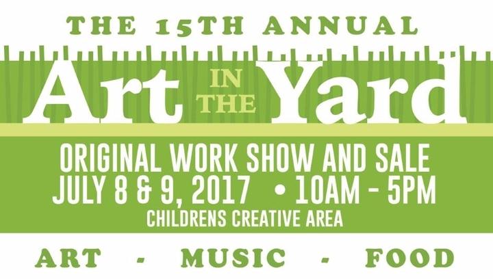 15th Annual Art in the Yard