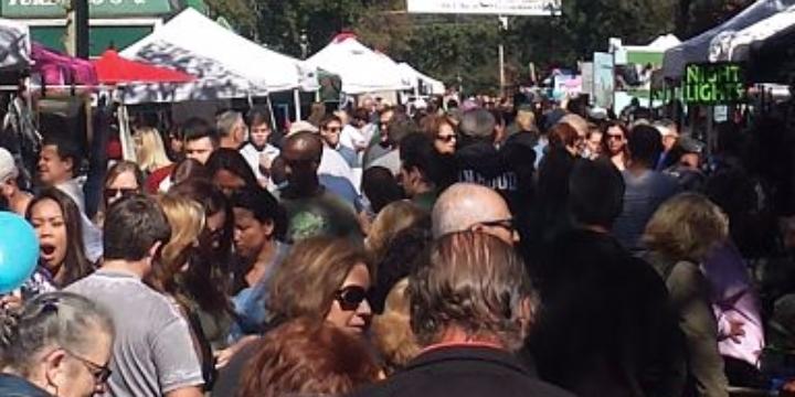 Nyack Famous Street Fair