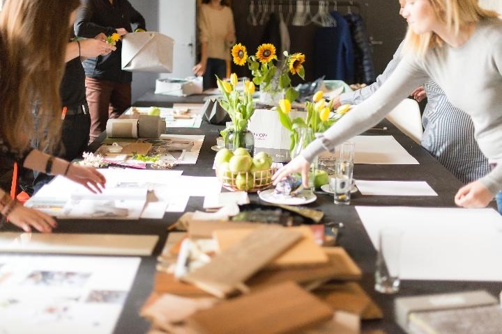 Návrh interiérů - workshop