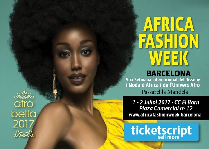 AFRICA FASHION WEEK BARCELONA - Semana Intern
