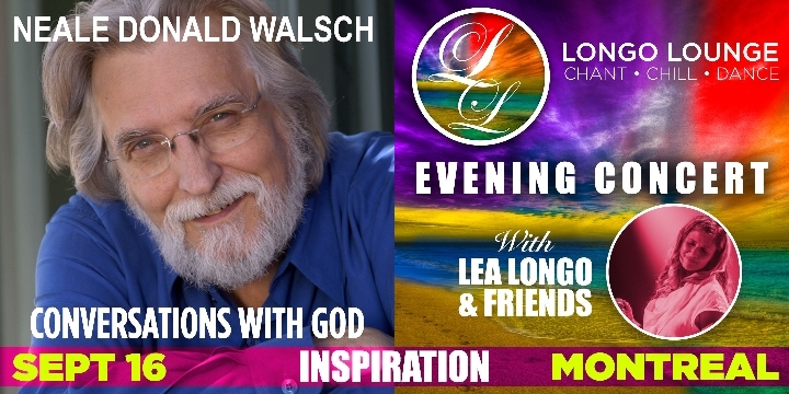 NEALE DONALD WALSCH in Montreal