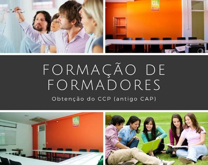 Curso intensivo de Formação Pedagógica Inicial de Formadores