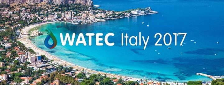 Watecitaly 2017 - presente Ecodep