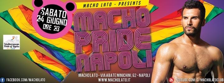 MACHO PRIDE NAPOLI