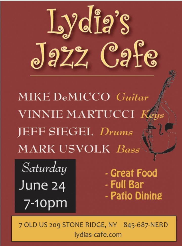 Jazz with Mike DeMicco