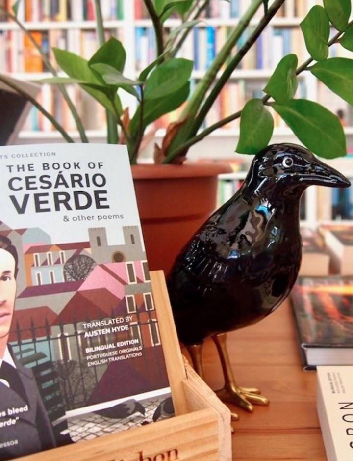 A DARKER CITY: The Lisbon of Cesário Verde