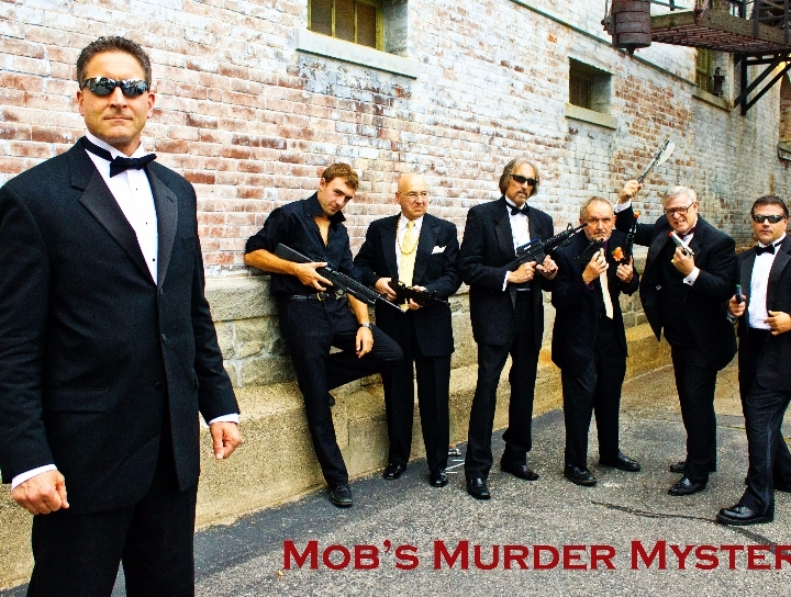 Mob's Murder Mystery Dinner Theater