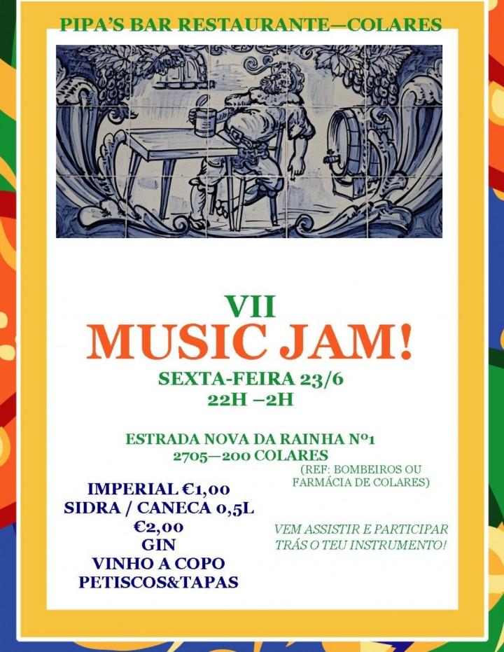 VII Music Jam