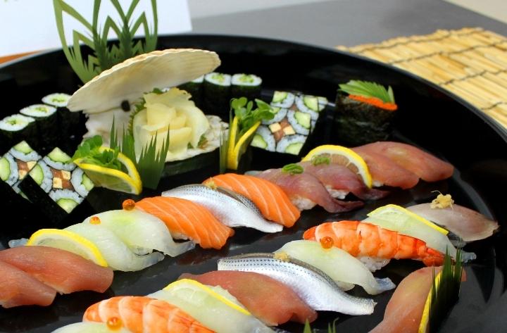 Workshop Sushi e Wagashi Almoço e Jantar