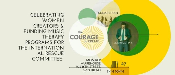 The Courage to Create: Women's Voice Concert