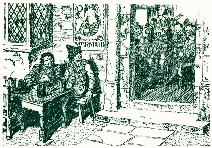 An Evening with Booze & the Bard