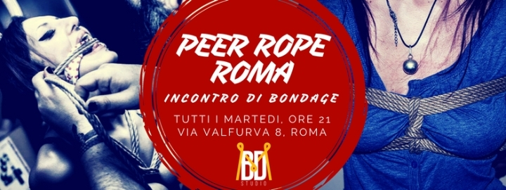 Peer Rope Roma - martedi 27 Giugno