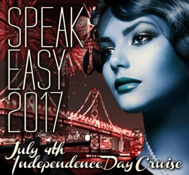 Speakeasy 4th of July Fireworks Party Cruise