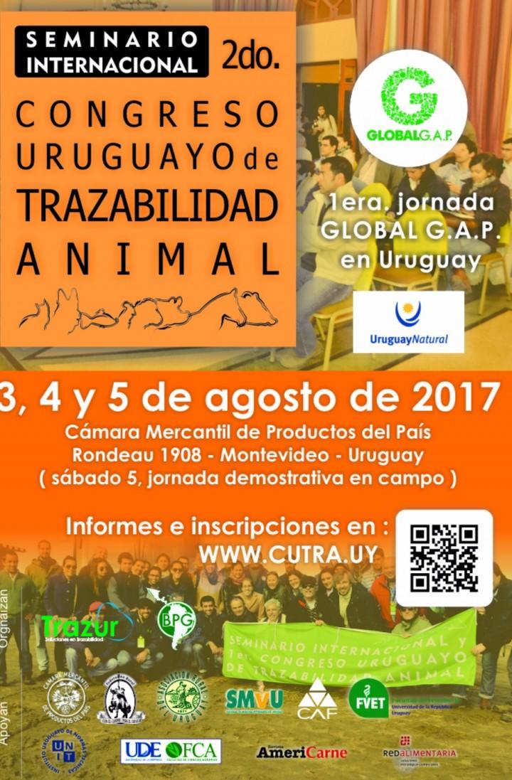 2do. CONGRESO URUGUAYO DE TRAZABILIDAD ANIMAL