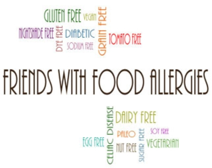 Friends with Food Allergies