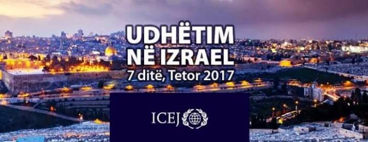 Udhëtim në Izrael, 7 ditë, 2-8 Tetor 2017