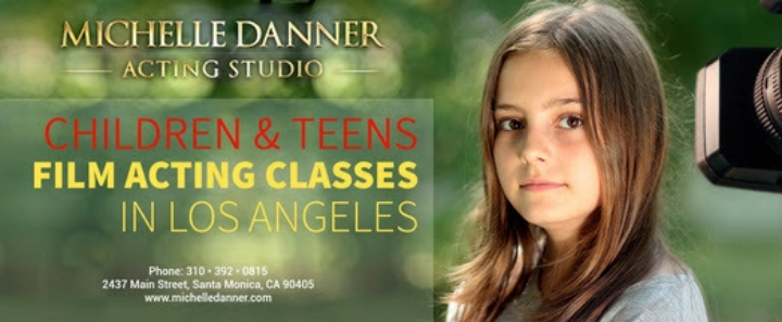 FILM & ACTING CAMPS FOR CHILDREN & TEENS