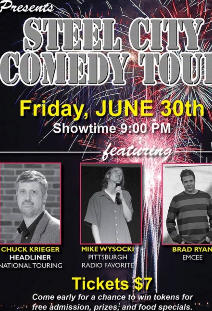Steel City Comedy Show