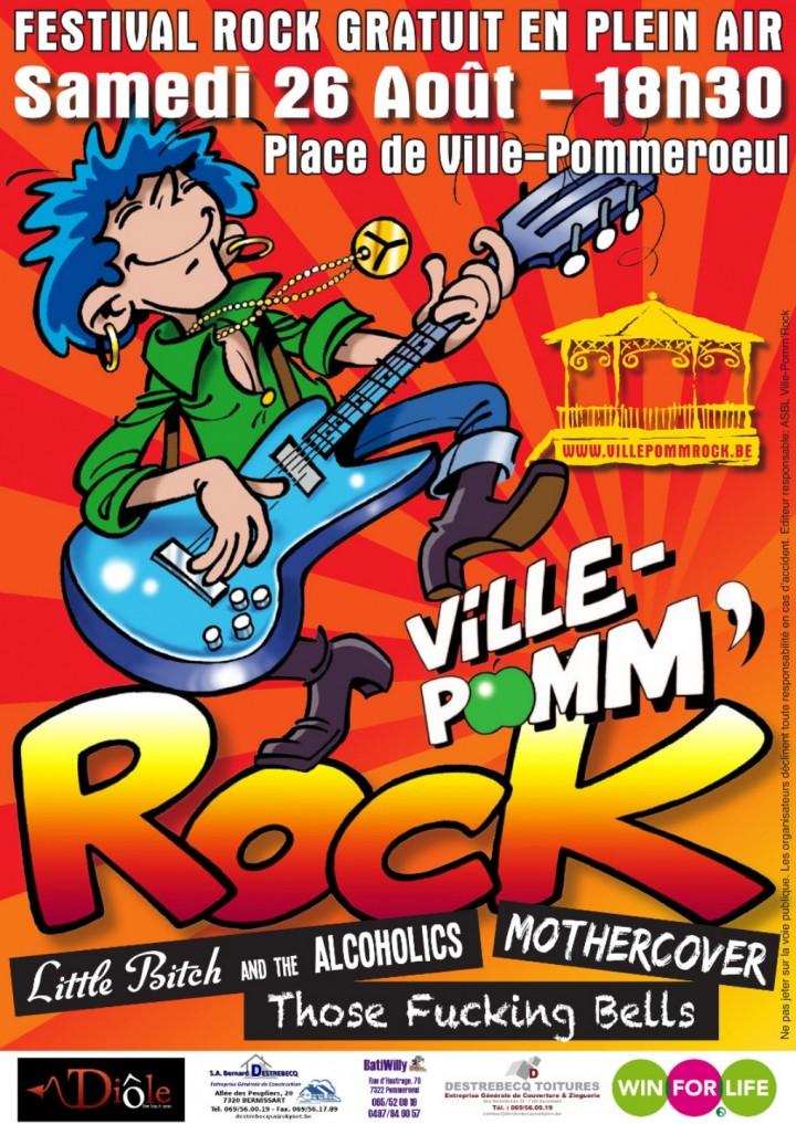 Ville-Pomm'Rock Festival