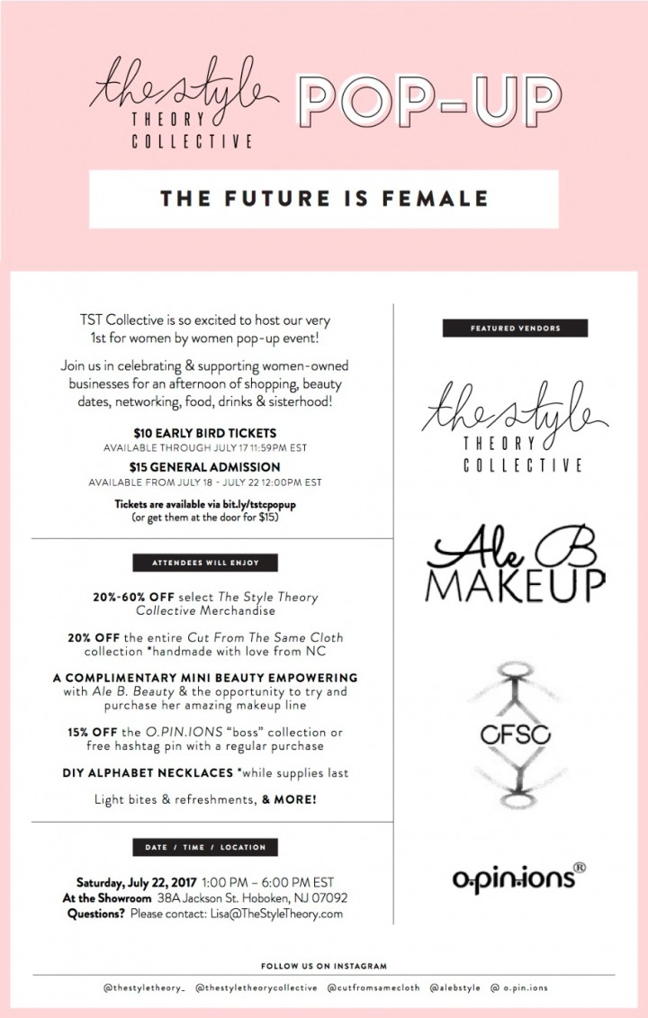 The Style Theory Collective Pop-Up: The Futur